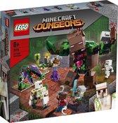 LEGO Minecraft De Junglechaos - 21176