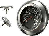 BBQ Thermometer - Draadloos - 50 Tot 550 Graden - RVS