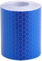 Markeringstape | Tape | Waarschuwingstape | Vloermarkeringstape | Reflecterende sticker | Reflectie tape | Reflecterende tape | Signalisatietape | Blauw | Able & Borret