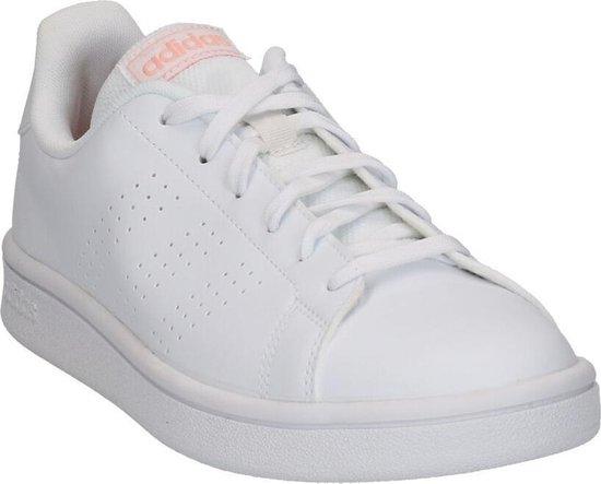 adidas Advantage Base Witte Sneakers Dames 38