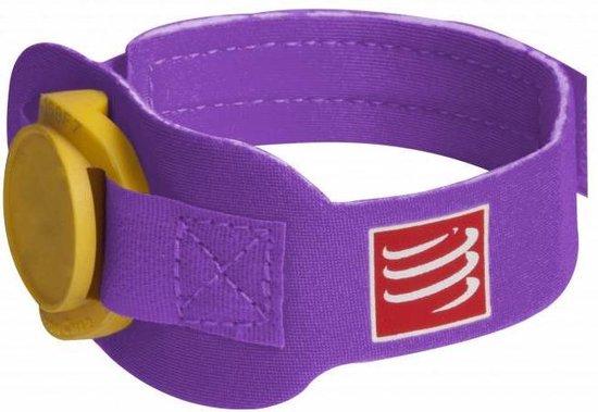 Compressport Timing Chip Strap - Purple