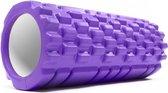 #DoYourFitness - Fascia rol - »Suyana« - foam roller voor pilates en zelfmassage - L35cmxD15cm - lila