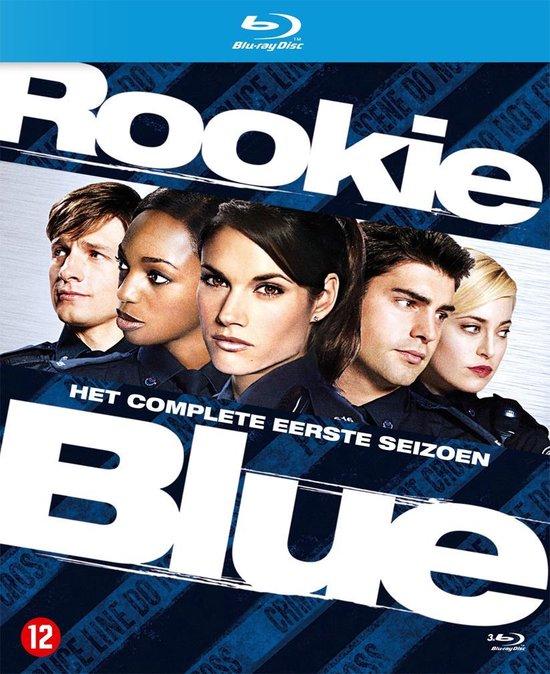 Cover van de film 'Rookie Blue'