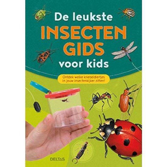 Boek cover De leukste insectengids voor kids van Antoine Brin (Paperback)
