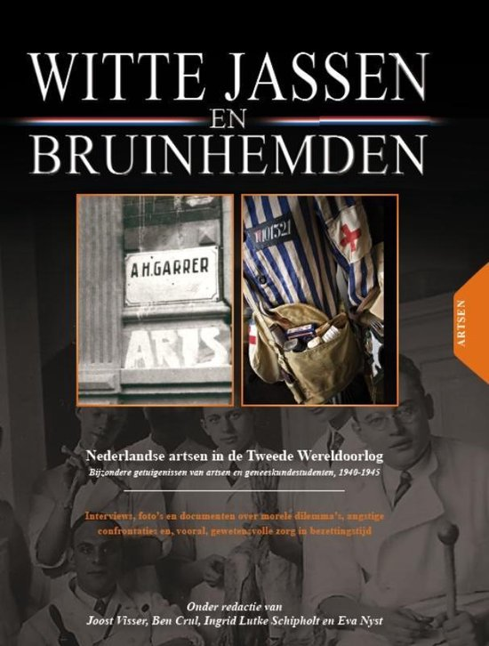 Witte Jassen & Bruinhemden - Joost Visser pdf epub