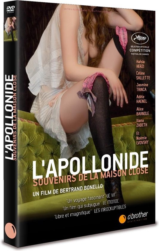 Cover van de film 'L'Apollonide'