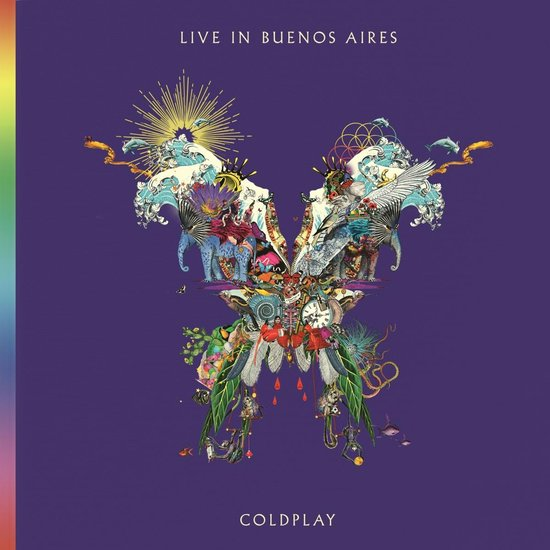 Afbeelding van Live In Buenos Aires (CD)
