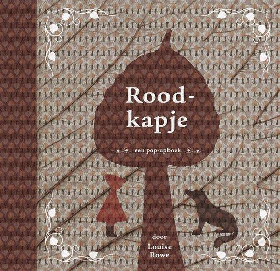 Boek cover Roodkapje van Louise Rowe (Hardcover)
