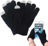 Handschoenen met Touchscreen - Zwart