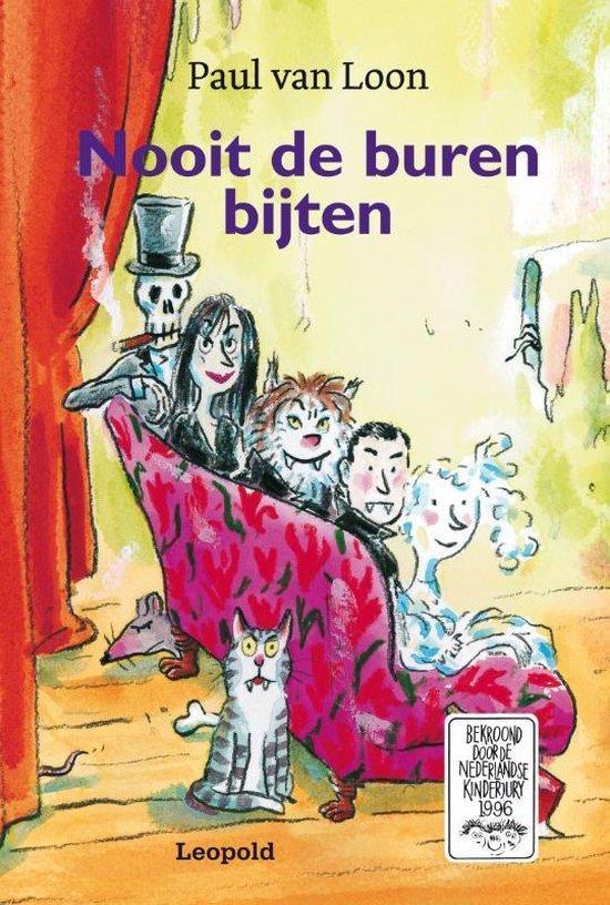 Nooit de buren bijten - Paul van Loon  