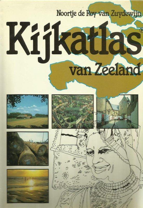 Kykatlas van zeeland - Roy Zuydewyn  