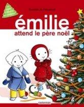 Emilie attend le pere Noel (Grand livre)