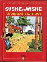 Suske en Wiske  de charmante Koffiepot (Douwe Egberts)