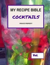 My Recipe Bible - Cocktails