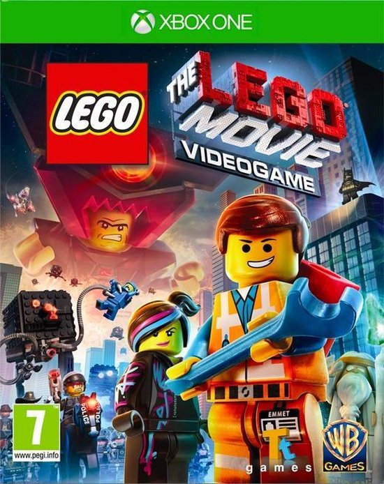 The LEGO Movie: The Videogame – Xbox One – Engelstalige hoes