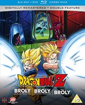Dragon Ball Z - The Broly Trilogy (Blu-ray + DVD) (Import)