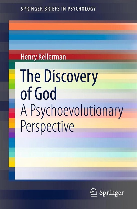 Omslag van The Discovery of God