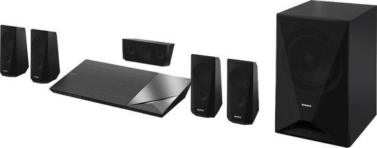 Sony BDV-N5200W - 5.1 Home cinema set - Zwart