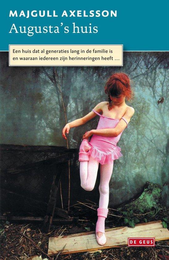 Augusta's huis - Majgull Axelsson pdf epub