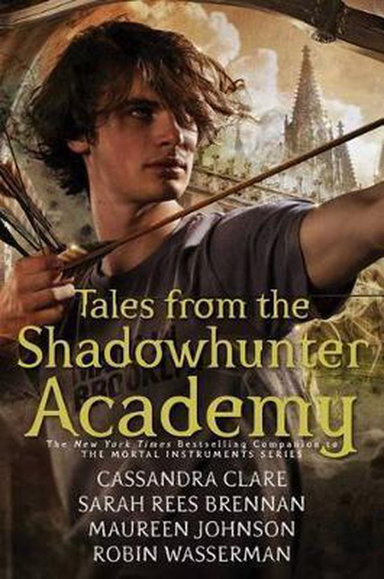 Boek cover Tales from the Shadowhunter Academy van Clare Cassandra (Hardcover)
