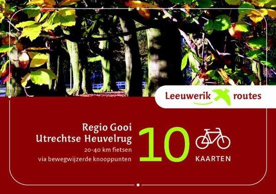 Leeuwerik routes - Regio Gooi Utrechtse Heuvelrug - Diederik Mönch |