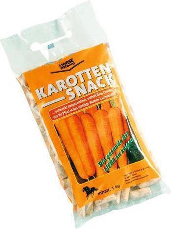 Kerbl Wortelsnack - 1 kg - Paardensnack