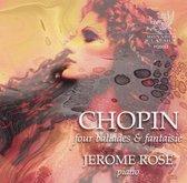 Chopin: Four Ballades and Fantaisie