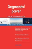 Segmental Paver Red-Hot Career Guide; 2568 Real Interview Questions