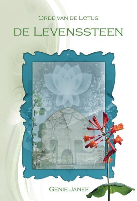 Orde van de lotus 1 - De levenssteen - Genie Janee   Fthsonline.com