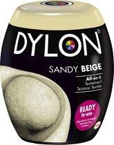 DYLON Wasmachine Textielverf Pods -  Sandy Beige - 350g