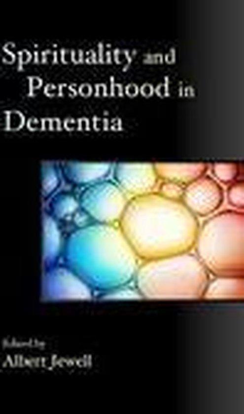 Boek cover Spirituality and Personhood in Dementia van Paul Green (Onbekend)