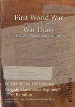 66 DIVISION 199 Infantry Brigade Manchester Regiment 2/7th Battalion