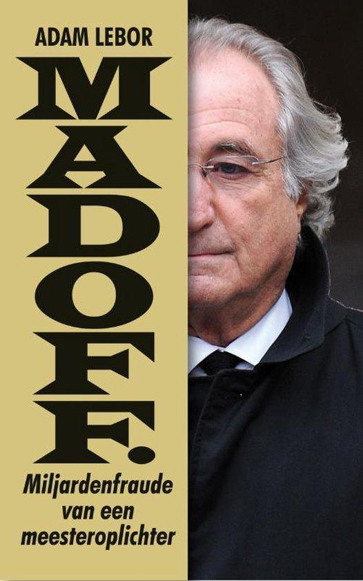Madoff - Adam LeBor |