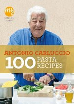 Boek cover My Kitchen Table van Antonio Carluccio (Paperback)