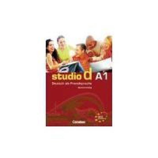 Studio D A1 - Gesamtband 1 (Einheit 1-12) Sprachtraining + Lösungen