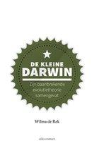 Omslag Kleine boekjes - grote inzichten - De kleine Darwin