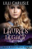 Omslag Laura's Legacy