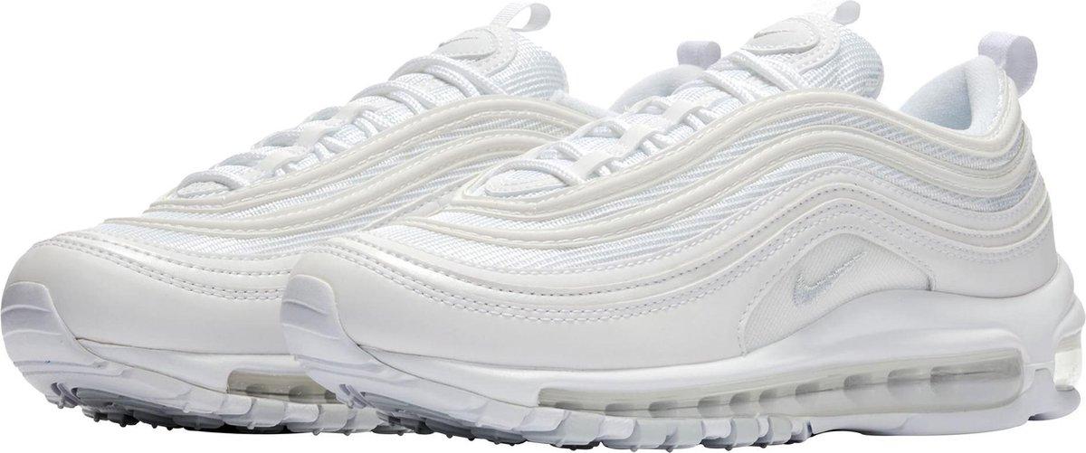 bol.com   Nike Air Max 97 Sneakers - Maat 40 - Vrouwen - wit ...