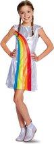K3 jurkje Regenboog 3-5 jaar - Verkleedjurk