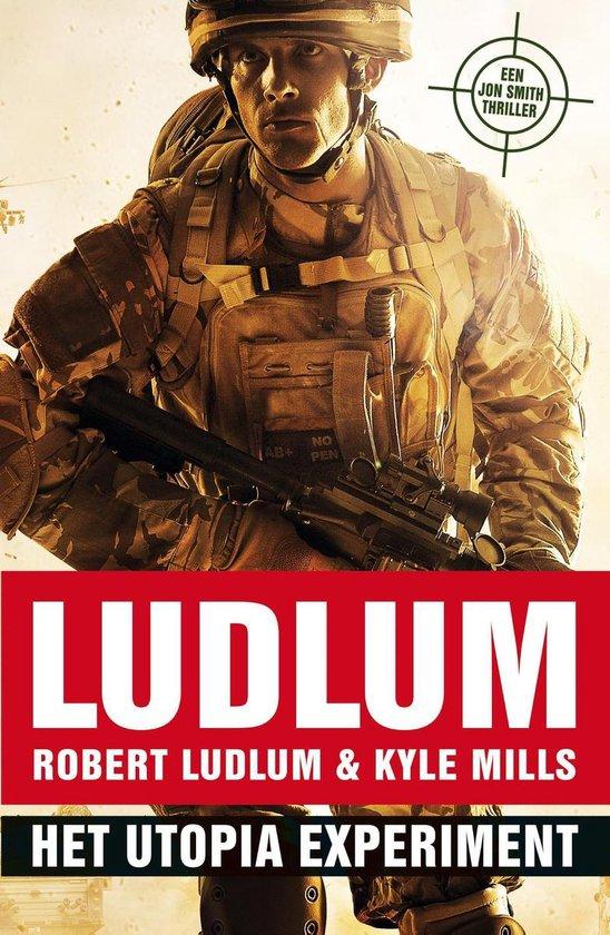 Het Utopia experiment - Robert Ludlum  