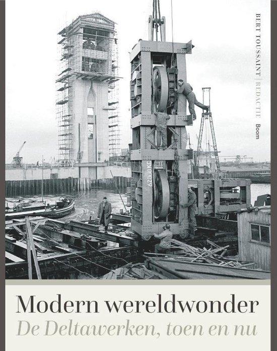 Boek cover Modern wereldwonder van Willem van der Ham