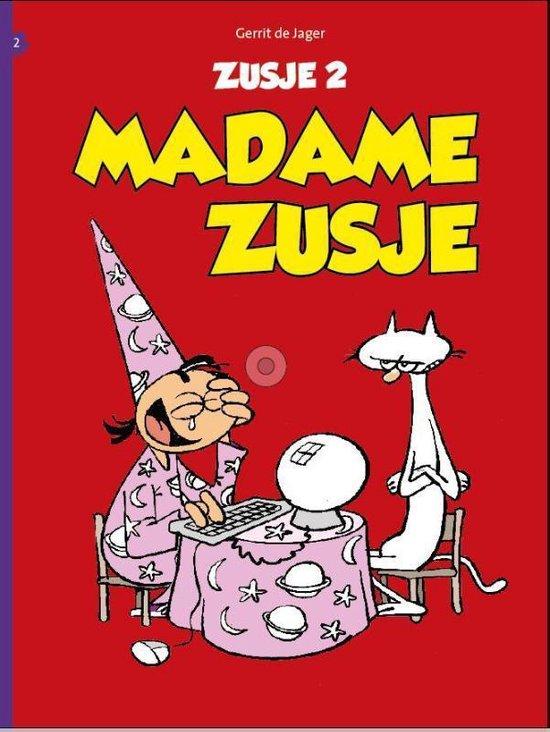 Zusje 02. madame zusje - GERRIT. Jager, |