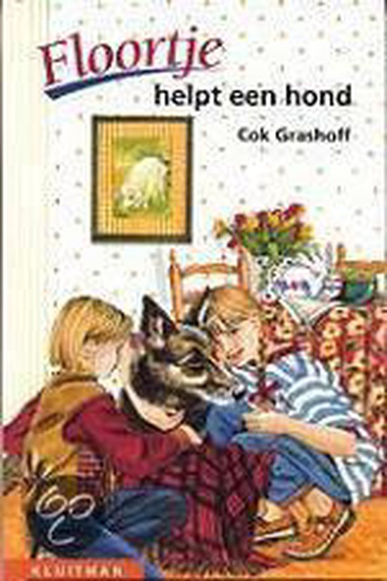 Floortje Helpt Een Hond - Suzanne Buis |