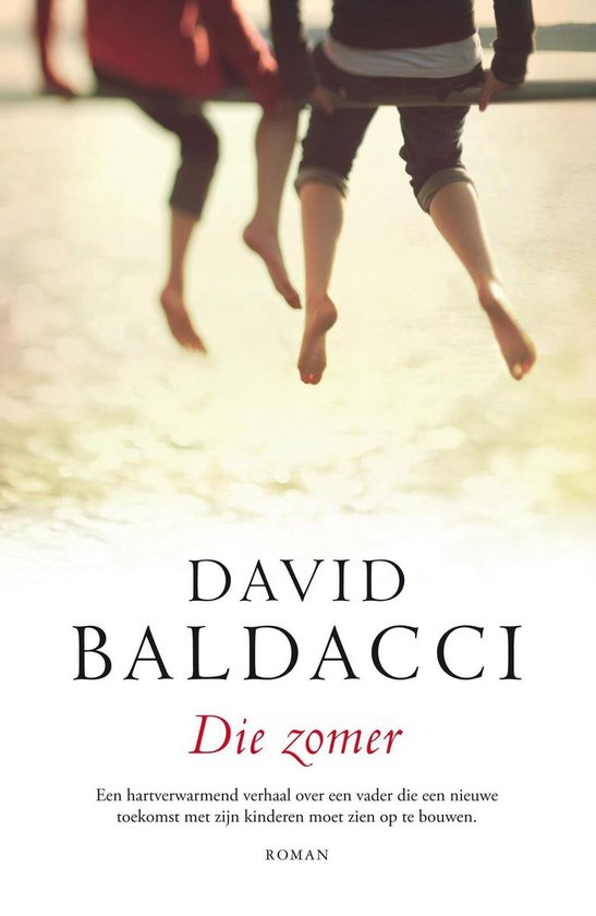 Die zomer - David Baldacci  