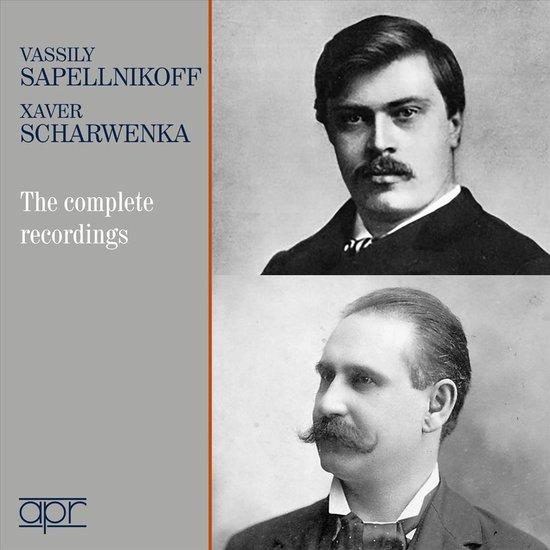 Vassily Sapellnikoff, Xaver Scharwenka: The Complete Recordings