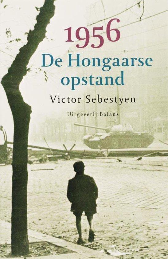 Boek cover 1956 van Victor Sebestyen (Onbekend)