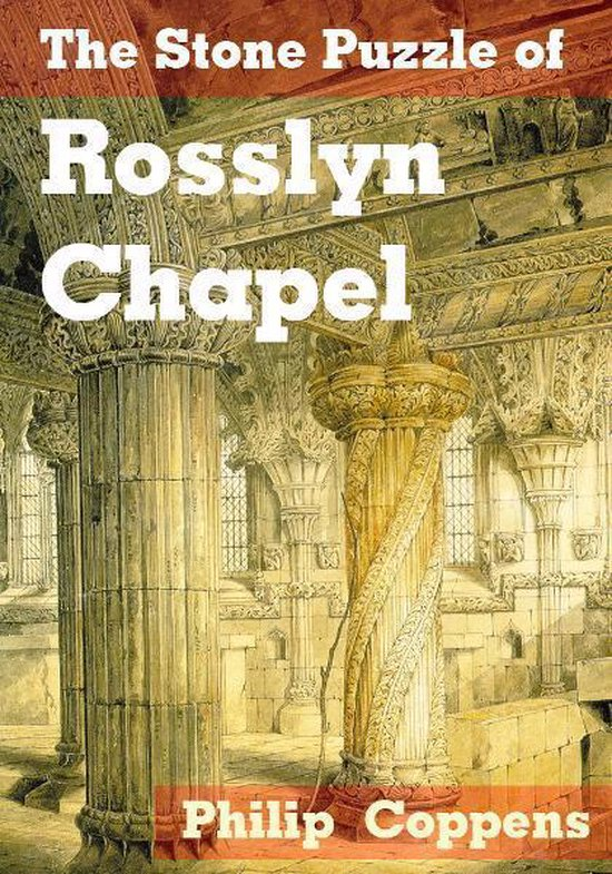 Boek cover The Stone Puzzle of Rosslyn Chapel van Philip Coppens (Onbekend)