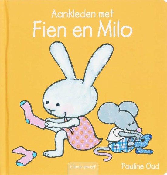Peuterlijn - Aankleden met Fien en Milo - Pauline Oud |