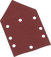 Kreator KRT220107 Schuurpapier driehoekig/rechthoekig - korrel:120 - 5 stuks