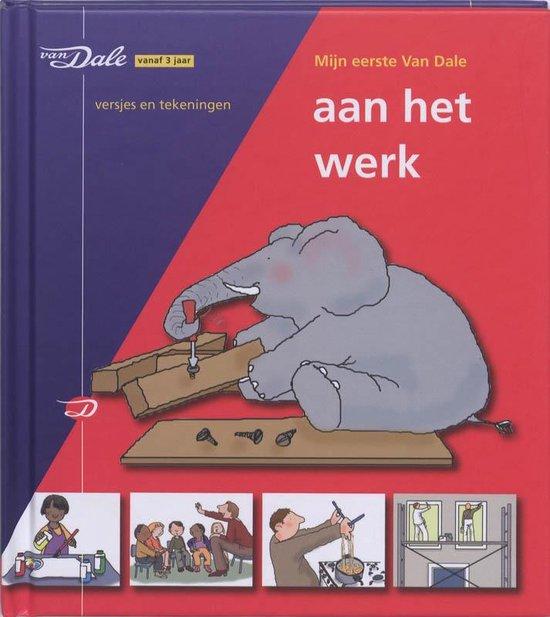 Boek cover Mijn Eerste Van Dale Aan Het Werk van Liesbeth Schlichting (Hardcover)